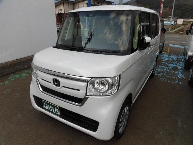 ホンダ N-BOX G・Lホンダセンシング 4WD ETC