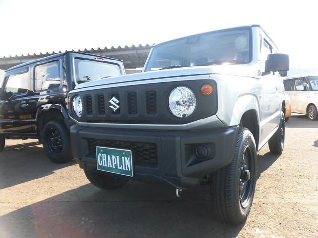スズキ XG 4WD 届出済み未使用車 MT車 セーフティサポート付き