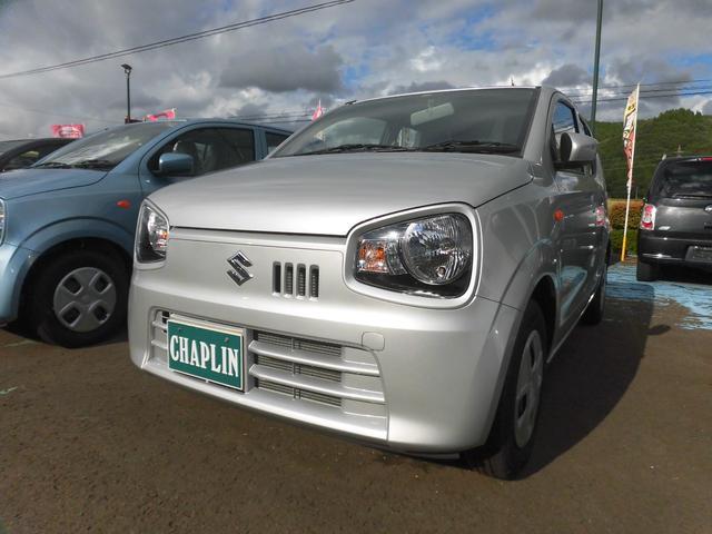 スズキ L 4WD 届出済み未使用車 純正CDコンポ シートヒーター