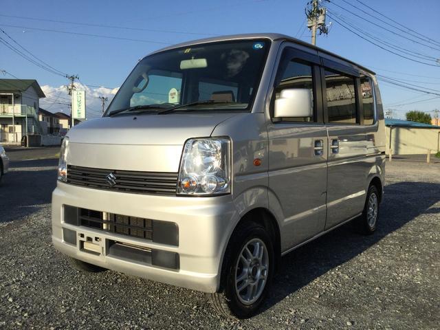 スズキ JPロールーフ 4WD オートマ キーレス シートヒーター