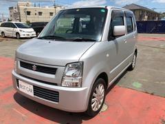ワゴンRFA 4WD マニュアル シートヒーター 純正アルミ