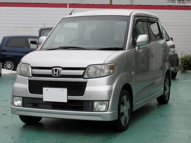 ホンダ スポーツWターボ 4WD ナビ