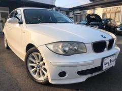 BMW116i プッシュスタート