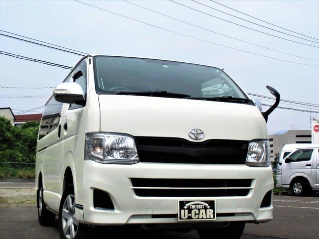 トヨタ 3型ディーゼルターボ4WD 5ドア バックカメラ