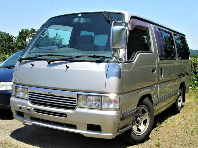 日産 バン ロング GL-L 4ナンバー