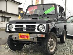 ジムニーサマーウインド リミテッド 4WD 5MT リフトアップ公認