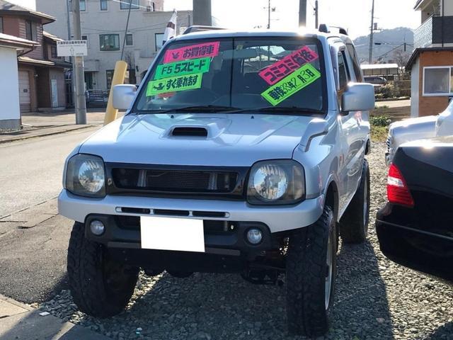 マツダ XC 4WD ターボ 5速マニュアル CDデッキ