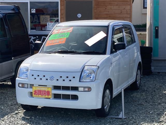 スズキ E 4WD 5速マニュアル キーレス ABS Wエアバッグ ライトレベライザー CDオーディオ エアコン パワーウインドウ