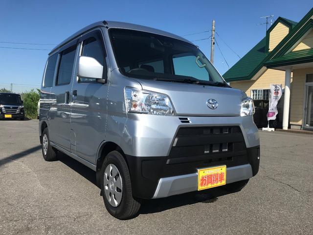 トヨタ クルーズ 4WD SAIII 届出済未使用車 SDナビ