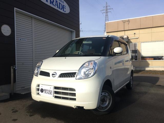 日産 E FOUR 車検付き4WD!
