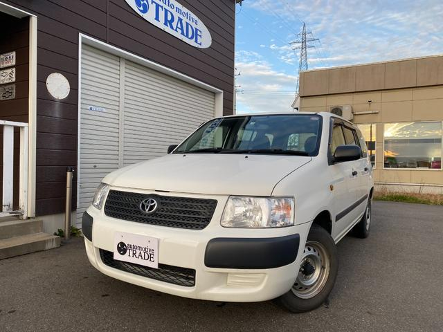 トヨタ サクシードバン UL 4WD AT