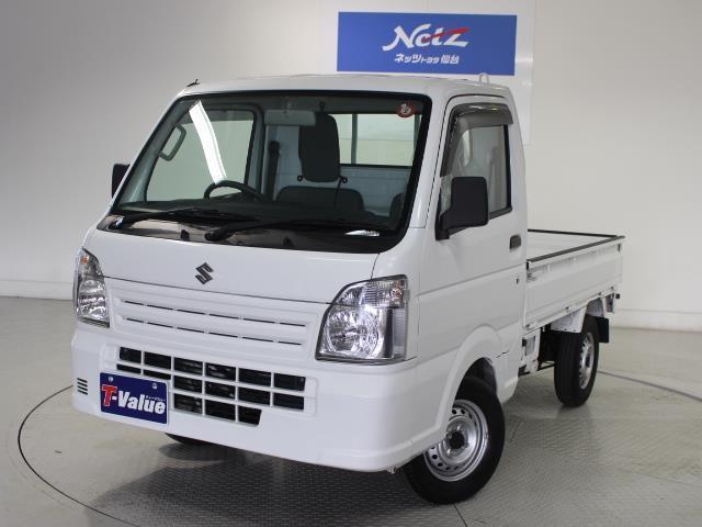 スズキ KCエアコン・パワステ 4WD 5MT シングルエアバック