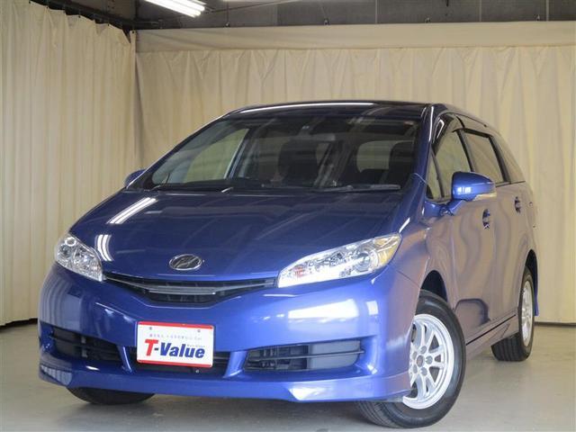 トヨタ 1.8X 4WD CD キーレス 社外アルミ