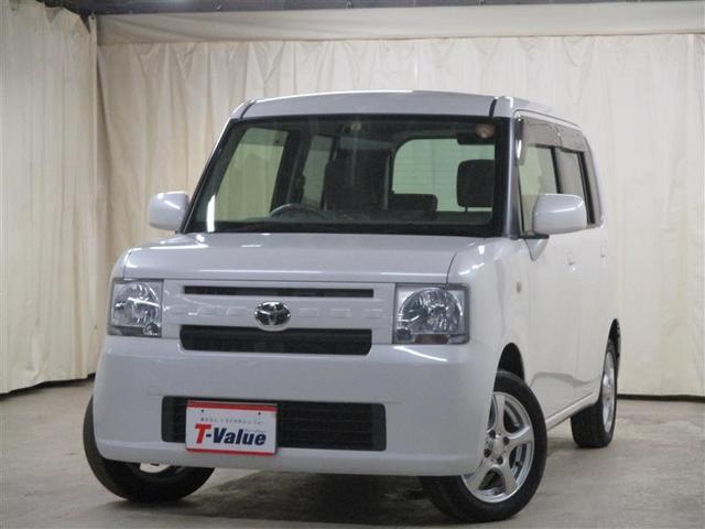 トヨタ X 4WD CDチューナー スマートキー オートエアコン