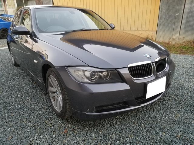 BMW 320i 6MT 右ハンドル マニュアル