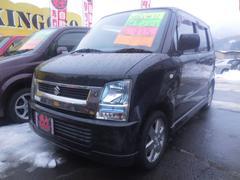 ワゴンRFX−Sリミテッド 4WD エンジンスターター 保証付