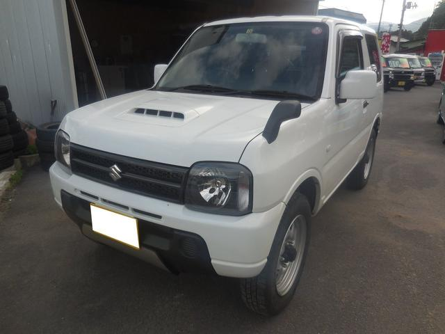 スズキ XG 4WD マニュアル