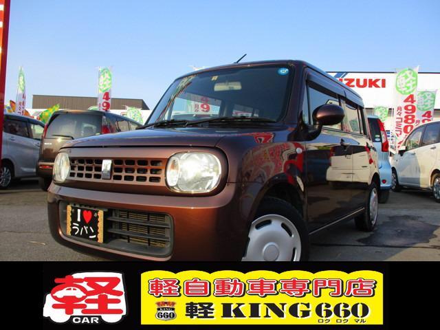 スズキ G 4WD CD スマートキー ベンチシート シートヒーター