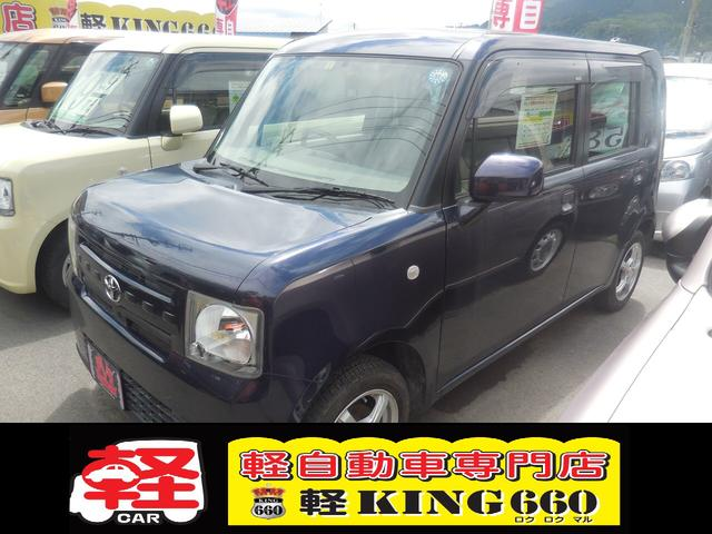 トヨタ L 4WD CD キーレス ベンチシート ABS 軽自動車