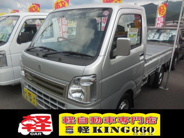 スズキ KCスペシャル 4WD マニュアル
