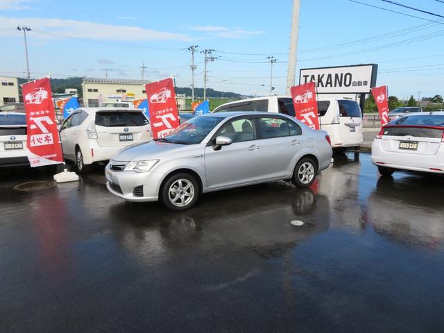 トヨタ カローラアクシオ ハイブリッド ナビテレビ Bカメラ ETC