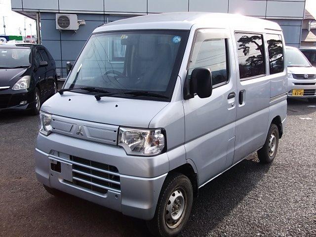 三菱 CD ハイルーフ 切替4WD オートマ ETC 走88000