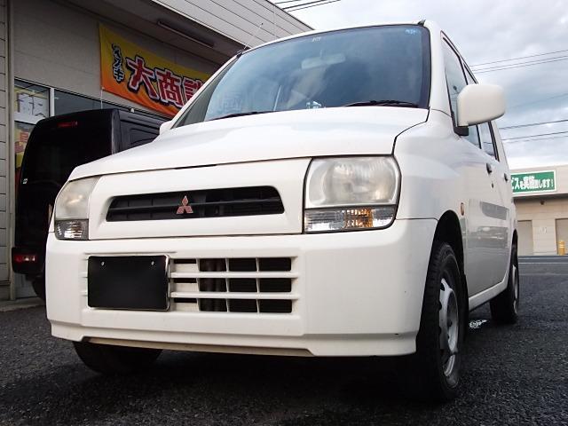三菱 トッポBJ M 4WD・マニュアル・タイベル交換済み