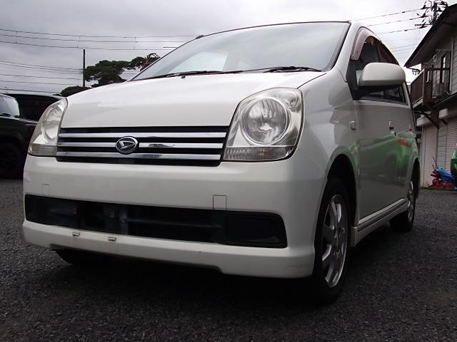 ダイハツ ミラアヴィ R 4WD・ターボ・走86000・キーレス・CD・保証別有