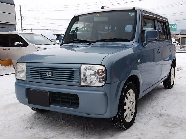 スズキ X2 4WD・CD・走88000・検R3年9月・保証別有