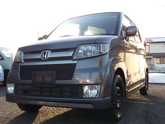ホンダ スポーツW 4WD・走65000・CD・保証別有