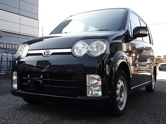 ダイハツ カスタム L 4WD・CD・キーレス・走87000