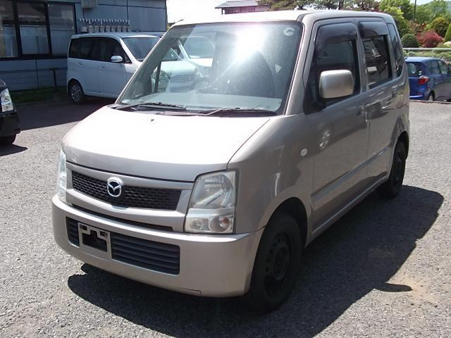 マツダ AZワゴン FX 4WD・走63000・CD・エンスタ・シートヒーター