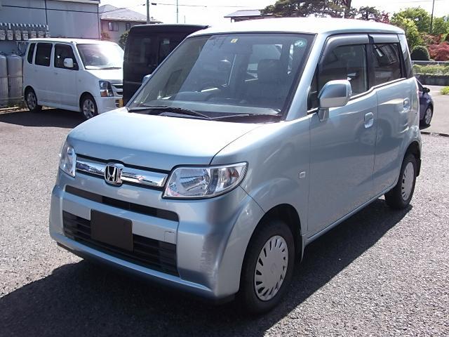 ホンダ ゼスト G 4WD・走52000・検有R3年8月・CD・電動格納ミラー