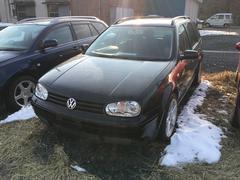 VW ゴルフワゴンGT キーレス 盗難防止システム シートヒーター