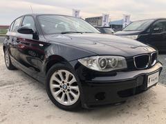 BMW116i プッシュスタート AUX