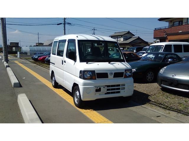日産 DX4WD