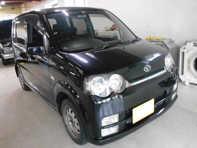 ダイハツ カスタム X 4WD