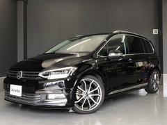 VW ゴルフトゥーランTSI ハイライン クルコン LEDヘッドライト ETC