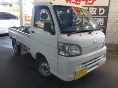 ハイゼットトラックスペシャルエアコンパワステ3方開4WD