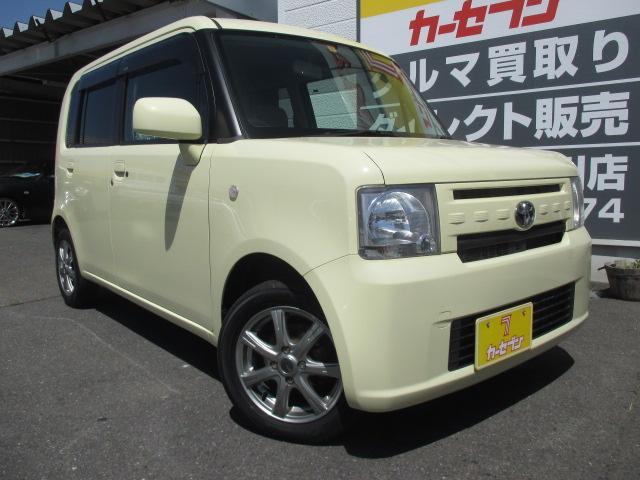トヨタ XスマートキーECOアイドル軽オートマCVT