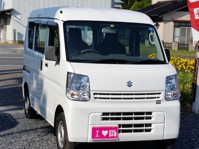 スズキ PA 現行型 5速マニュアル 4WD