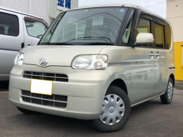 「ダイハツ」「タント」「コンパクトカー」「秋田県」の中古車
