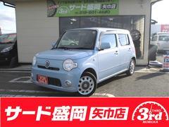 ミラココアココアX 4WD オートエアコン ベンチシート