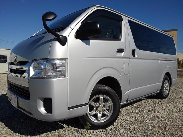 トヨタ ロングDX GLパッケージ ワンオーナー寒冷地仕様!