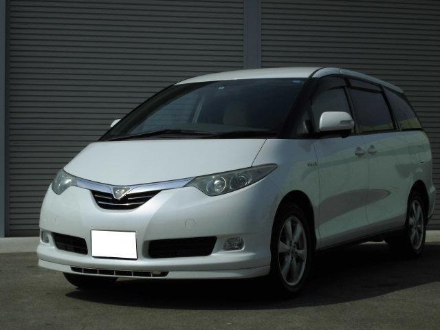 トヨタ X 4WD 1オーナー 両側電動ドア フリップダウンモニター