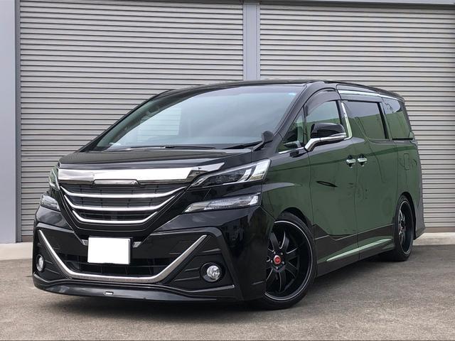 トヨタ 2.5Z Aエディション モデリスタエアロ 車高調 20AW