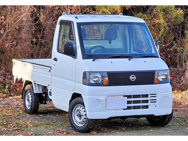 日産 DX/4WD/エアコン