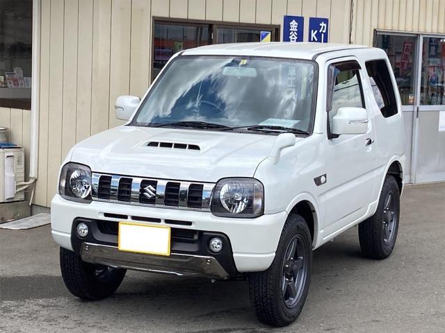 スズキ ジムニー ランドベンチャー 4WD シ-トヒ-タ-  キーレスキー ABS付