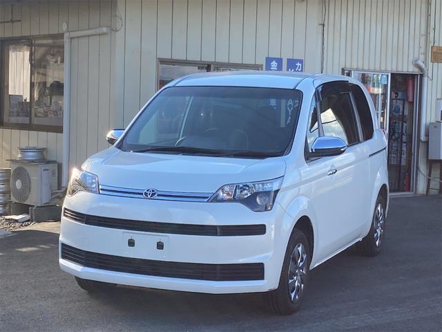 トヨタ スペイド F クイーン 4WD ETC バックカメラ ナビ 電動スライドドア Bluetooth ウォークスルー スマートキー