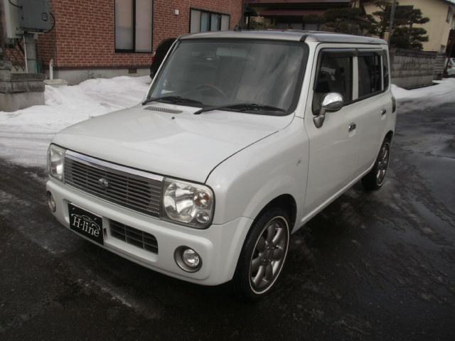 スズキ モードII 4WD オリジナルパールツートン ホワイトリボン